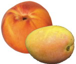 PeachyMango Fruits