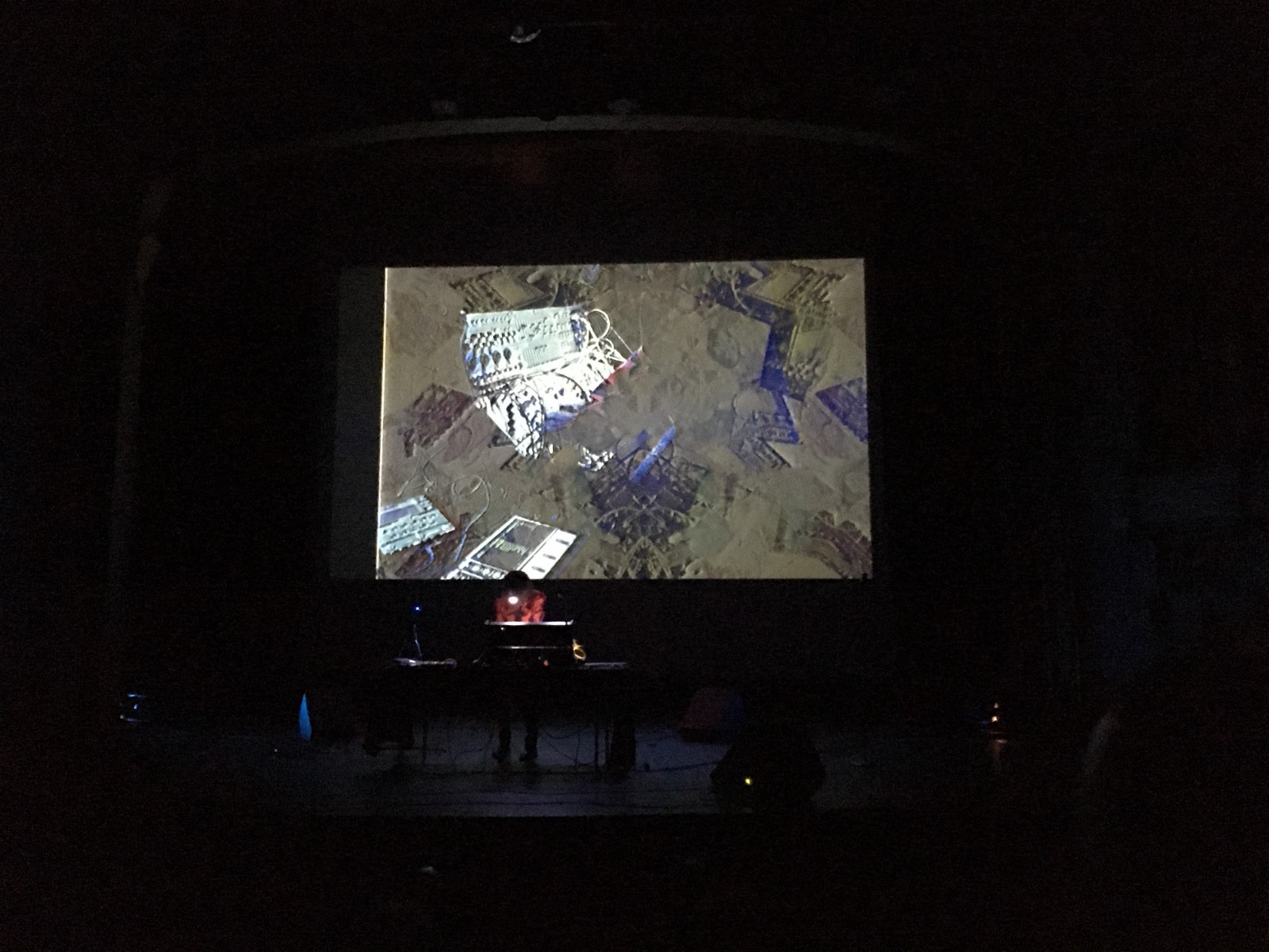 Suzanne Cianni at the San Francisco Electronic Music Festival